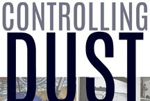 dust controlling