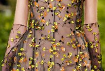 Florals in ~Fashion~Home Ware,~Interiors