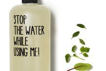 STOP THE WATER WHILE USING ME / L'eau est le fondement de la vie. Nous avons tous besoin d'eau mais pourtant, nous la gaspillons tous les jours. Nous encourageons les gens à économiser l'eau, là où l'eau est utilisée. Avec notre gamme de produits de salle de bains, vous arrêterez de gaspiller l'eau: STOP THE WATER WHILE USING ME !
