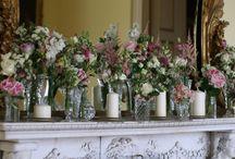 Ashley, Craiglockhart, Edinburgh. / Inspiration for Ashley's  wedding flowers