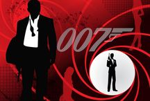Casino Royale party ideas / 007 themed party's are always popular and an easy theme for people to find costumes for. Create your own Casino Royale with a fun casino night and get your guests to dress up. We've also included some cake and decorating ideas.
