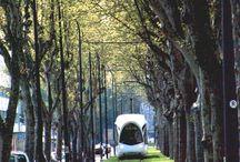 Street design transit