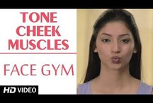 cheek excersies