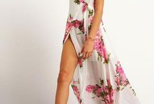 ciffon dress