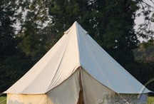 Glamping / Get back to nature, but do it in style / by John Paul Thurlow