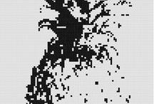 Cross stitch / by Michael Judy