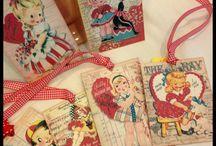 Valentine's Day Handmade Paper Crafts