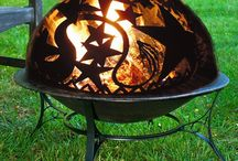 Fire pits for your garden