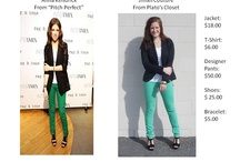 Celebrity Look Alikes / We are finding almost alike outfits from celebritys styles so you can dress to impress for cheap.