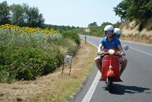 Tours by Vespa / by Arianna & Friends