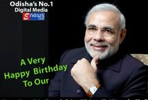 A Very Happy Birthday To Our Prime Minister Shri Narendra Modi