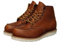 Red Wing Mens Boot / by wang zubin