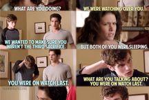 Teen Wolf / Hahaha so funny