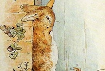 Ilustrações Beatrix Potter