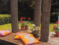 Outdoor projects decks