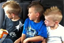 kids hair / by Bill Jinnings