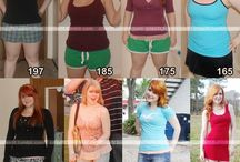 Fitness and Weight Loss / Dieting and Weightloss / by Mary Rogers