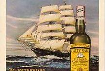 Cutty Sark Vintage Ads / Vintage Cutty