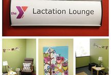 lactation rooms / The features, decor and locations of lactation rooms around the world.