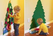 Kerst / Boom voor Jans'