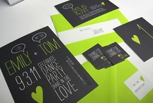 Wedding Invitations / Setting the perfect tone for your wedding with amazing wedding invitations