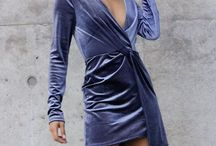 Party Time / Party ready styles, the way our fave celebs do it. Velvet and satin dresses, slacks and jumpsuits? Yes please!