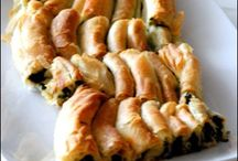 Ispanaklı börek
