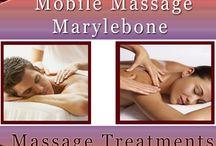 Mobile Massage Marylebone