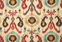 JLS ikat and rugs