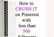 Blog Social Media - Pinterest