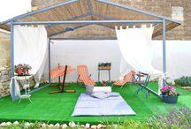 La casa della Gioia / Appartamento in masseria a Lecce con ampio giardino. Ideale per una vacanza rilassante e dinamica nel Salento.
