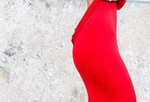 Red dresses / Dresses