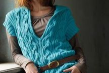 knit for gifts-mom / by Amie