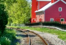 Train Travel / What is it about train tracks and traveling by trains that lends itself to the imagination of destinations?  We share all aspects of train related travel.