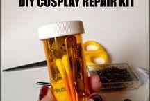 Proyectos Cosplays