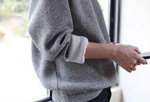 Минимализм одежда