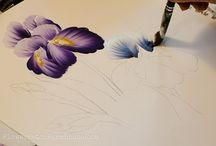 easy paintings for beginners