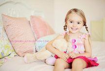 KIDS PORTRAIT PHOTOGRAPHY - INSPIRATION