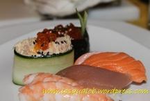 Only Sushi Lover / Per tutti gli amanti del sushi, una selezione delle nostre foto e di molte altre scovate quà e là nel web