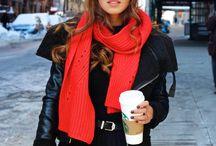 My winter styles / by Jennifer Corry