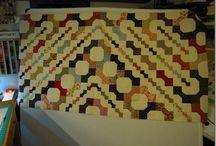 Kravatkový motýlkový patchwork