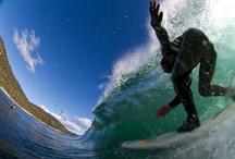 Surfing Shots / by Suzy Dickstein