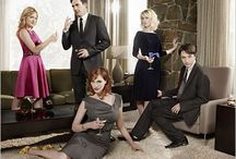 Mad men / by Ginette Gizzy