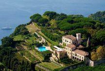 Italy - Villa Cimbrone, Ravello