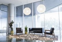 S28 PROJECT - Charter Hall Eastpoint Lobby / STATE28 is proud to showcase this amazing commercial lobby installation