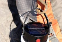 Personal Solar Light / Personal Solar Light | Prepper | Camping | Survival | Outdoors | Solar Energy