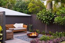Garden-Fireplace