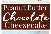 chesake con chocolate