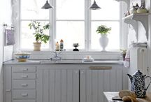 Kitchen and dining / by Rotem Lapid