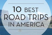 Road Trippin' / Tips and resources for planning your next epic road trip.  What better way to see the world than behind the wheel with the windows down?